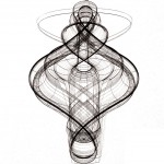 Colin Goldberg Wireframe Prints
