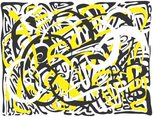 Yellow, Black, &, White, 2007