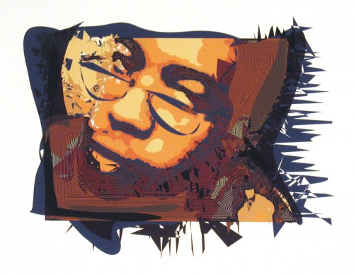 AnikiX, 1998-2006. Pigment print on paper. 13x19 inches.