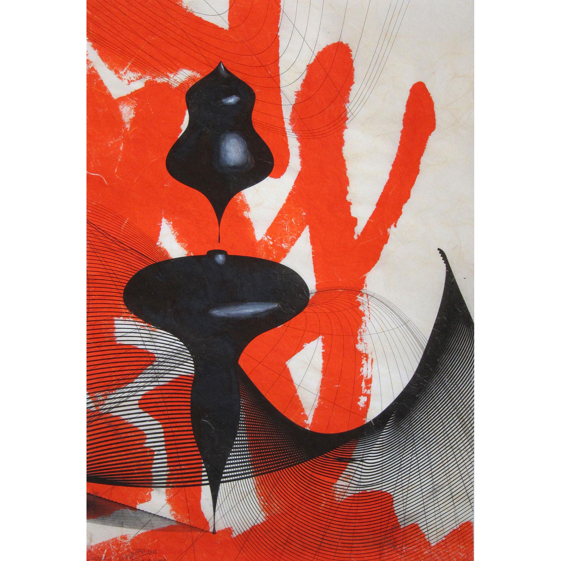 Colin Goldberg - New Plastic Shodo #5
